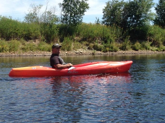 Kayaking in New Hampshire.JPG